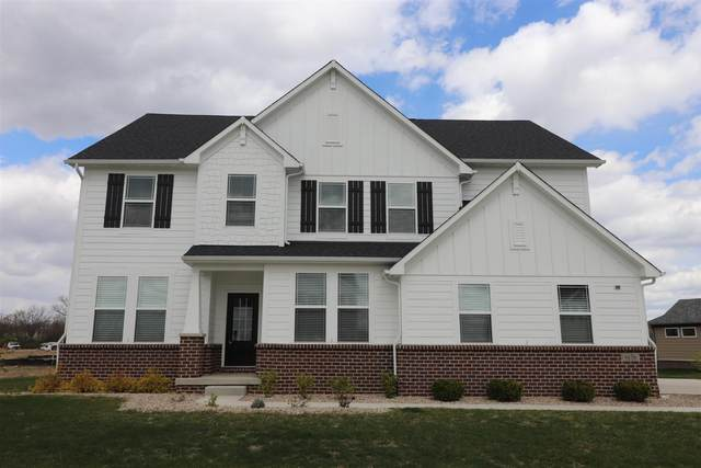 4256 W Edelweiss Drive, Plainfield, IN 46168 (MLS #202018787) :: The ORR Home Selling Team