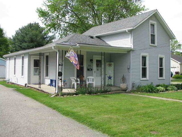 1201 W Main Street, North Manchester, IN 46962 (MLS #202018798) :: The ORR Home Selling Team