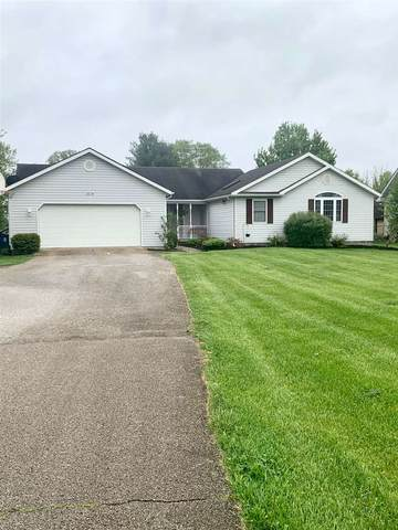 1615 W Division Road, Tipton, IN 46072 (MLS #202018810) :: The Carole King Team