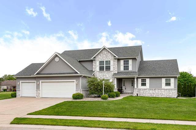 4218 Douthart Place, Mishawaka, IN 46544 (MLS #202018815) :: Parker Team