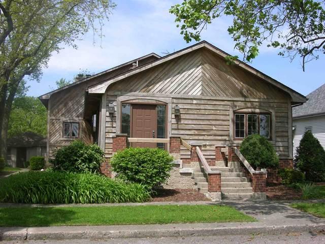 118 N Monon Street, Francesville, IN 47946 (MLS #202018856) :: The Carole King Team