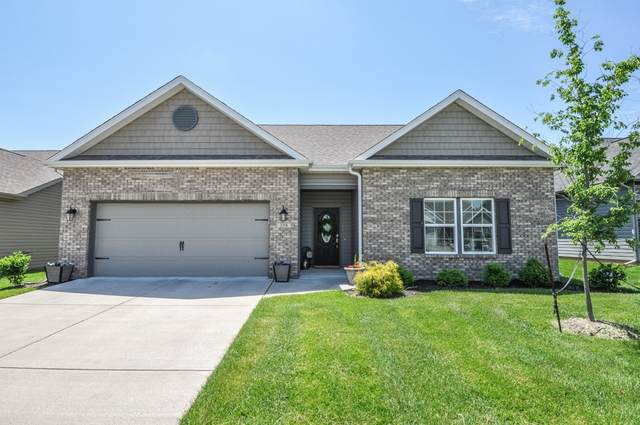 204 Aqueduct Circle, West Lafayette, IN 47906 (MLS #202018863) :: The Romanski Group - Keller Williams Realty