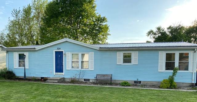 324 Merchant Street, Bluffton, IN 46714 (MLS #202018903) :: The ORR Home Selling Team
