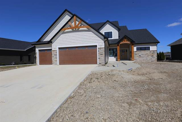 15242 Leo Creek Boulevard, Leo, IN 46765 (MLS #202018954) :: TEAM Tamara