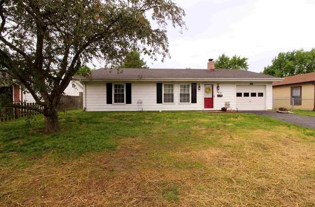 819 N Guinivere Drive, Marion, IN 46952 (MLS #202019111) :: The Romanski Group - Keller Williams Realty