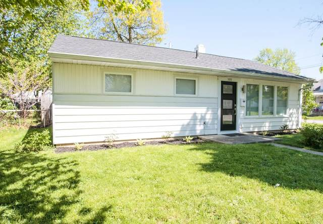 1025 S 25th Street, Lafayette, IN 47905 (MLS #202019148) :: The ORR Home Selling Team