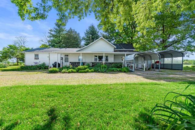 11211 W 150 S, Dunkirk, IN 47336 (MLS #202019173) :: The ORR Home Selling Team
