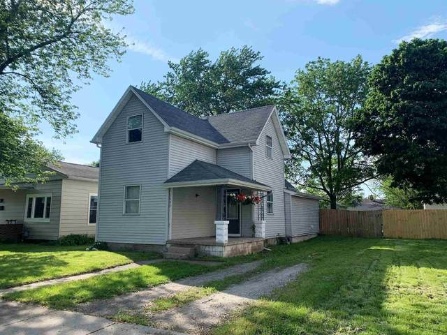 2032 Stillwell Street, Lafayette, IN 47904 (MLS #202019176) :: The ORR Home Selling Team
