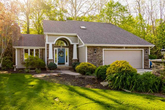 16031 Page Road, Grabill, IN 46741 (MLS #202019186) :: The ORR Home Selling Team
