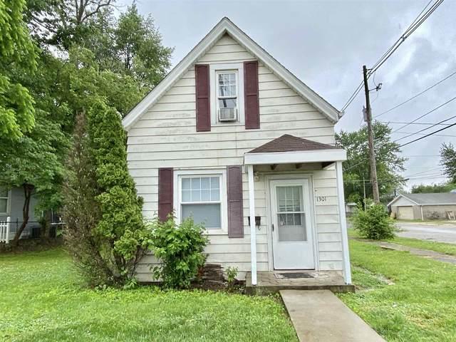 1301 John Street, Evansville, IN 47714 (MLS #202019193) :: The ORR Home Selling Team