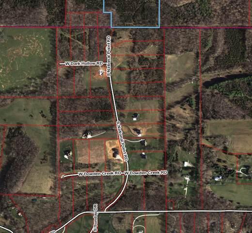 2149 W Dowden Creek Road, Bloomington, IN 47403 (MLS #202019221) :: Anthony REALTORS