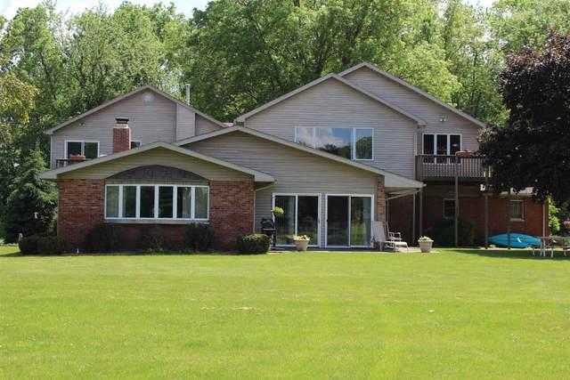 4143 E Arrowhead  Rd, Monticello, IN 47960 (MLS #202019260) :: The Romanski Group - Keller Williams Realty