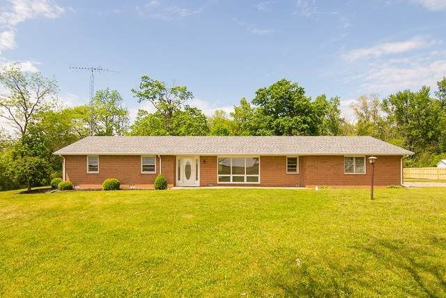 10900 E County Road 500 N, Albany, IN 47320 (MLS #202019327) :: The ORR Home Selling Team