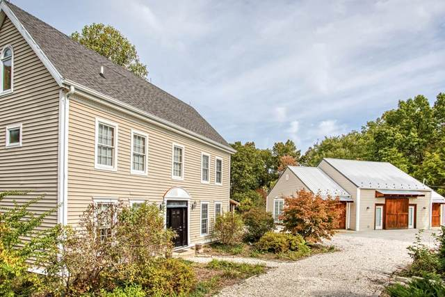 3213 E Old Meyers Road, Bloomington, IN 47408 (MLS #202019337) :: Anthony REALTORS