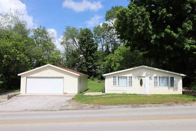 7200 S Strain Ridge Road, Bloomington, IN 47401 (MLS #202019367) :: Anthony REALTORS