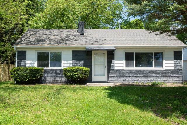 732 Brookdale Drive, New Haven, IN 46774 (MLS #202019411) :: Anthony REALTORS