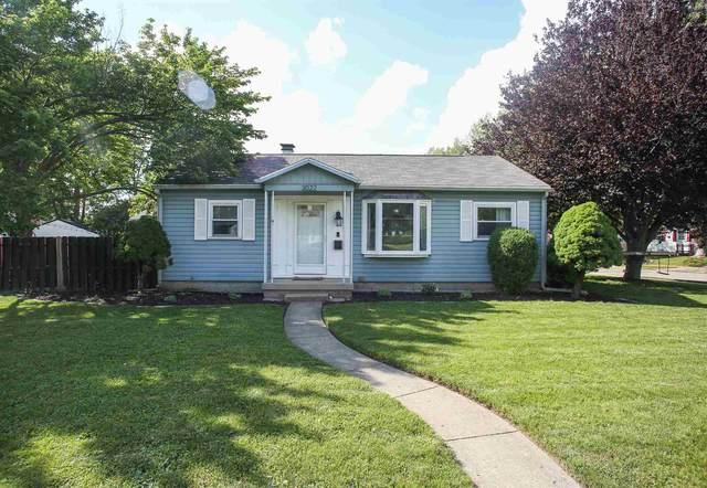 3022 Elmwood Avenue, Lafayette, IN 47904 (MLS #202019529) :: The Romanski Group - Keller Williams Realty