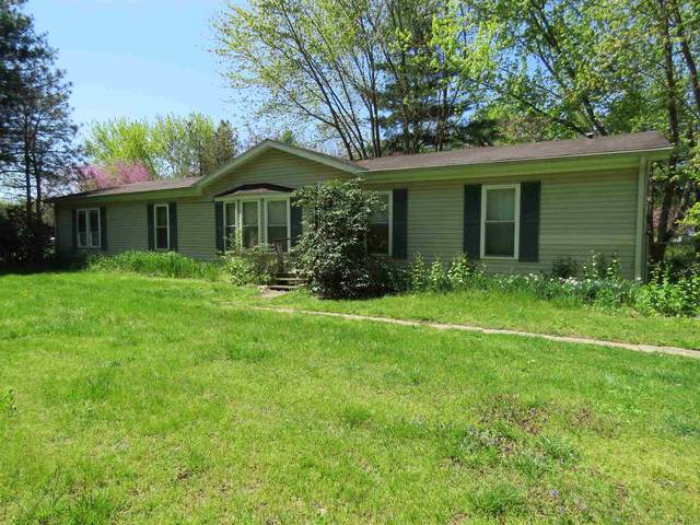 6192 N Hodges Dr. Drive, Monticello, IN 47960 (MLS #202019536) :: The Romanski Group - Keller Williams Realty
