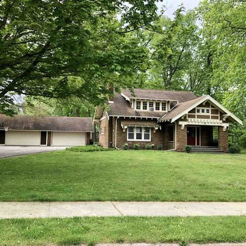 415 W Prospect Street, Angola, IN 46703 (MLS #202019556) :: TEAM Tamara