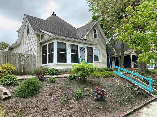 225 E Vaile Avenue, Kokomo, IN 46901 (MLS #202019589) :: The Carole King Team