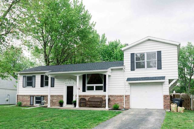 1709 Carlsbad Drive, Lafayette, IN 47905 (MLS #202019596) :: The ORR Home Selling Team