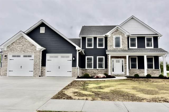 1304 N Tk Way Road, Yorktown, IN 47396 (MLS #202019597) :: The ORR Home Selling Team
