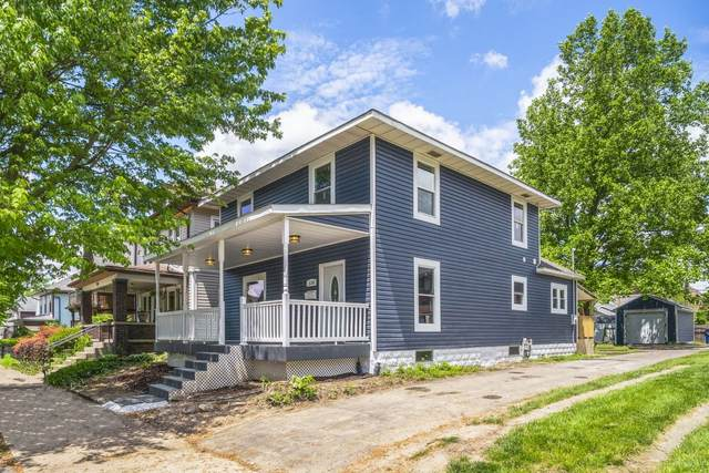 538 W Mulberry Street, Kokomo, IN 46901 (MLS #202019602) :: The Carole King Team