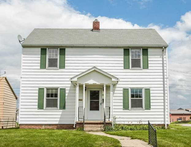 539 S 30th Street, Lafayette, IN 47904 (MLS #202019639) :: The ORR Home Selling Team