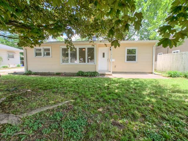 2425 Meadow Drive, Lafayette, IN 47909 (MLS #202019642) :: The ORR Home Selling Team