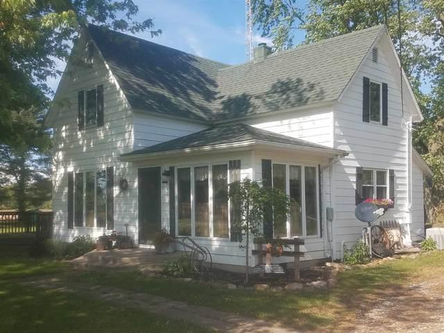 10505 N Meridian Road, Monon, IN 47959 (MLS #202019652) :: The Romanski Group - Keller Williams Realty