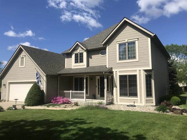 11497 Crocus Court, Plymouth, IN 46563 (MLS #202019735) :: Aimee Ness Realty Group