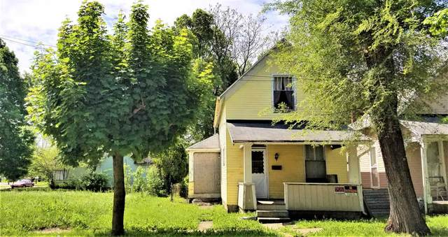 215 W 9th Street, Marion, IN 46953 (MLS #202019777) :: The Carole King Team