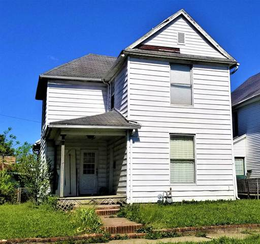 118 S G Street, Marion, IN 46952 (MLS #202019784) :: The Carole King Team