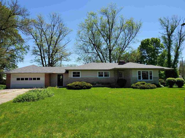 3407 S Torrence Street, Marion, IN 46953 (MLS #202019839) :: The Carole King Team