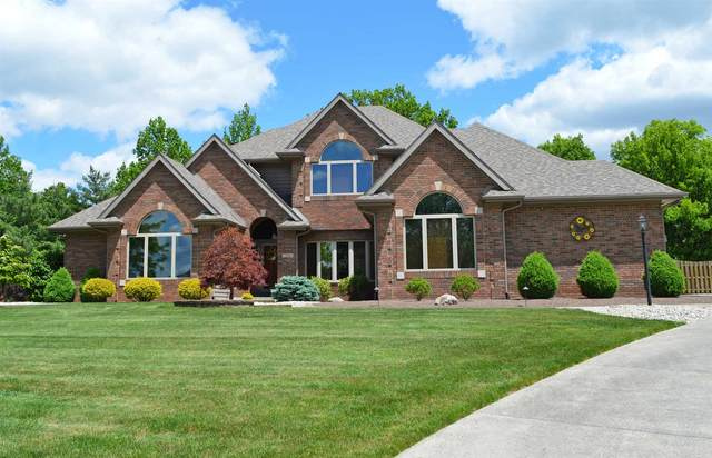 1506 Hawksview Drive, Marion, IN 46952 (MLS #202019847) :: The Carole King Team