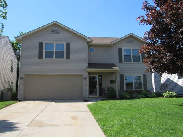 1609 Brittany Cove, Fort Wayne, IN 46845 (MLS #202019950) :: Parker Team