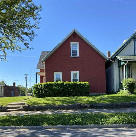 1230 E Lewis Street, Fort Wayne, IN 46803 (MLS #202019956) :: TEAM Tamara