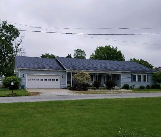 202 N Vine Streets, Fairmount, IN 46928 (MLS #202020043) :: The Romanski Group - Keller Williams Realty