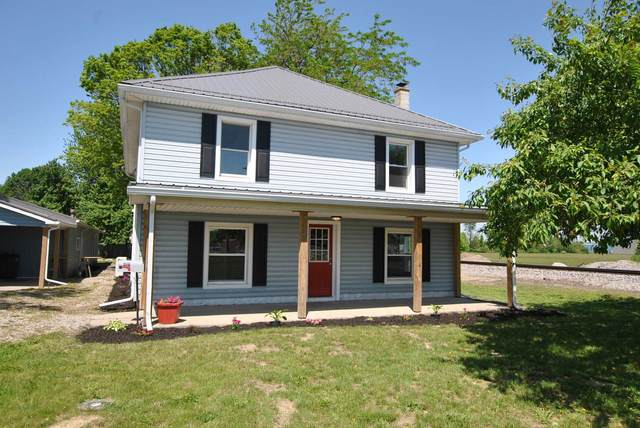 612 Green Street, Tipton, IN 46072 (MLS #202020164) :: The Romanski Group - Keller Williams Realty