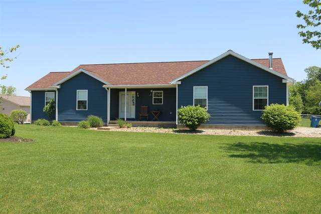 5776 Red Fox Drive, Marion, IN 46952 (MLS #202020337) :: Anthony REALTORS