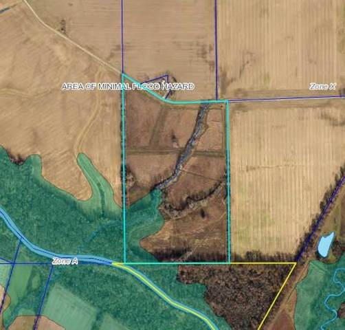 lot 21 Vaught Road, Hartford City, IN 47348 (MLS #202020385) :: Anthony REALTORS