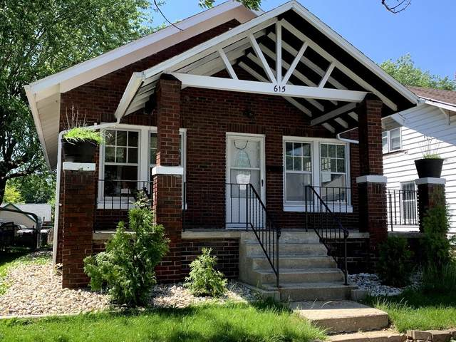 615 Burlington Avenue, Logansport, IN 46947 (MLS #202020403) :: The Carole King Team