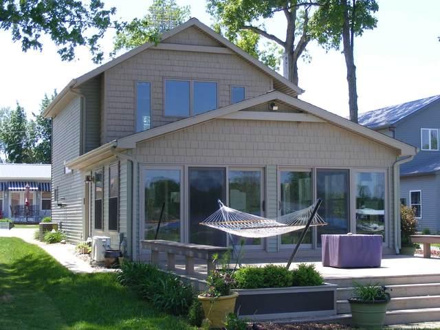 35 LN 250E Lake Pleasant, Orland, IN 46776 (MLS #202020422) :: Anthony REALTORS