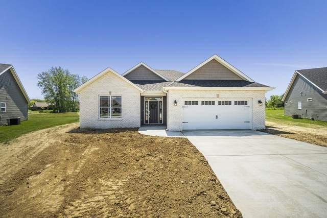 1727 Pond View Drive, Kokomo, IN 46902 (MLS #202020476) :: Anthony REALTORS