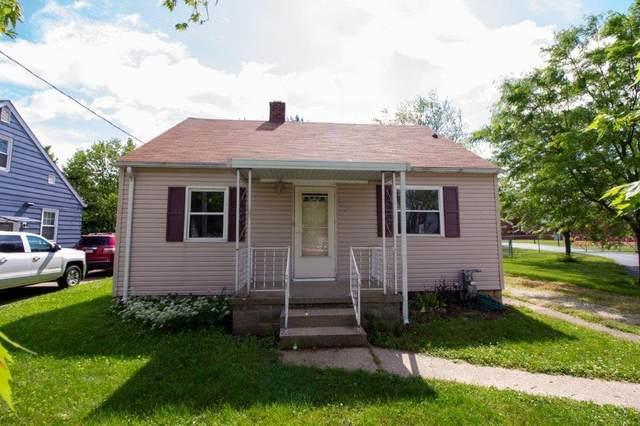607 N 26th Street, Lafayette, IN 47904 (MLS #202020550) :: The Romanski Group - Keller Williams Realty