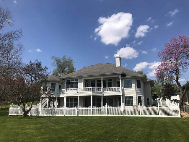 601 E Northshore Drive, Syracuse, IN 46567 (MLS #202020589) :: Anthony REALTORS