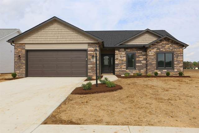 17334 Hummelstone Run, Huntertown, IN 46748 (MLS #202020632) :: Anthony REALTORS
