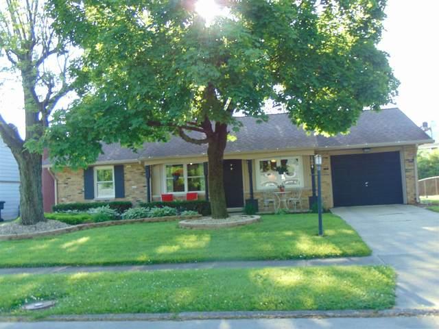 2804 N Belmont Drive, Muncie, IN 47304 (MLS #202020676) :: The ORR Home Selling Team