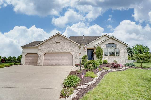 2114 Hayes Court, Fort Wayne, IN 46845 (MLS #202020677) :: Anthony REALTORS