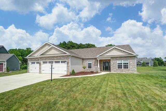 474 Carrara Cove, Fort Wayne, IN 46845 (MLS #202020695) :: Anthony REALTORS